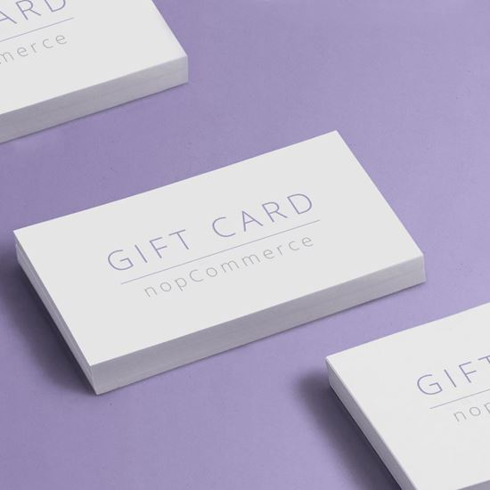 Picture of £50 Virtual Gift Card