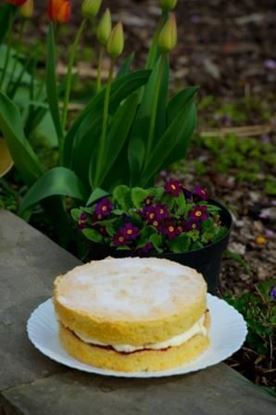 Picture of Simple Victoria Sponge