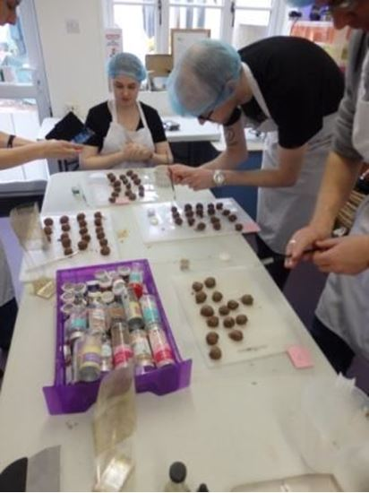 Picture of Chocolate Truffle Making Experience