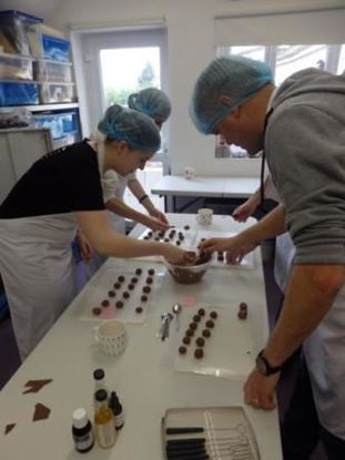 Picture of Grown Up Chocolate Making Experience