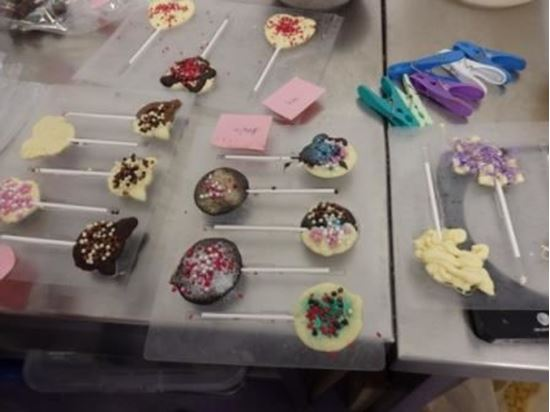 Picture of Children's Lollipop Making Party