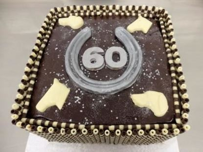 Picture of Cigarillo Birthday Cake