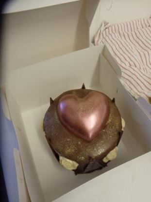 Picture of Heart Cake