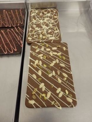Picture of Almond & Pistachio Bar