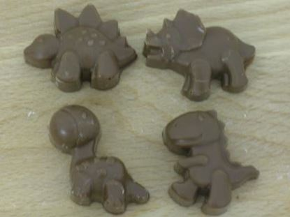 Picture of Chocolate Dinosaurs