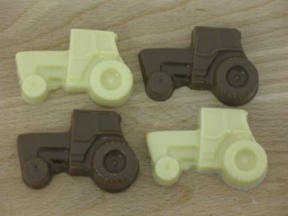 Picture of Chocolate Tractors