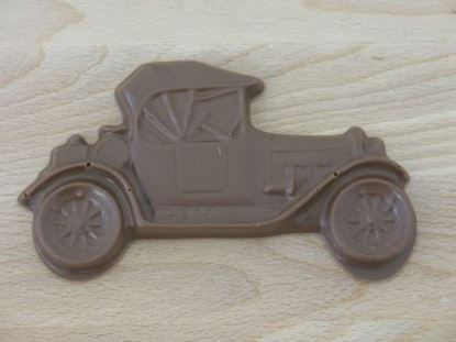 Picture of Chocolate Vintage 2 Seater Car