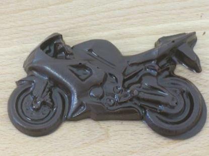 Chocolate Motorbike Modern