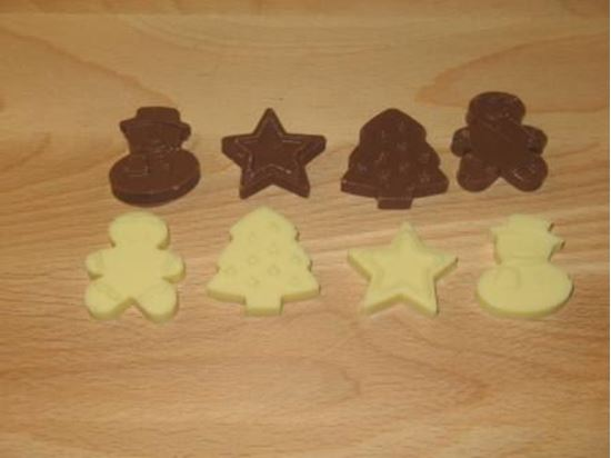 Picture of Christmas Shapes