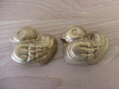 Easter Ducks gold