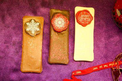 Christmas Taster Bars